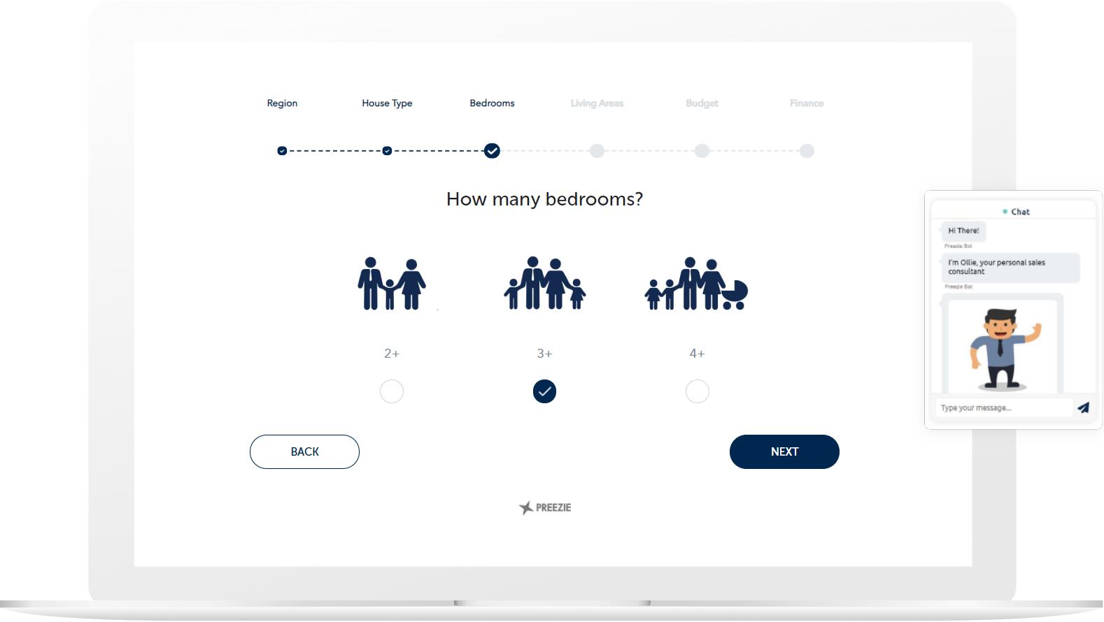 Product e-commerce customer engagement