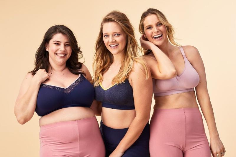 Curvy bras banner case study