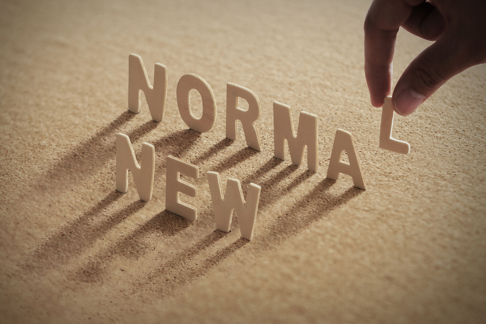 Transitioning to the 'New Normal'